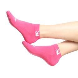 Ponožky Represent New Squarez Short Pink
