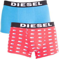 2PACK pánské boxerky Diesel vícebarevné (00S9DZ-0TAPJ-01)