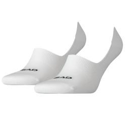 2PACK ponožky HEAD bílé (771001001 300)