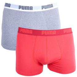 2PACK pánské boxerky Puma vícebarevné (521025001 072)