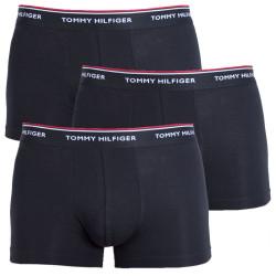 3PACK pánské boxerky Tommy Hilfiger černé (1U87903842 990)