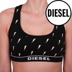 Dámská podprsenka Diesel černá (00SK86-0NAVY-900)