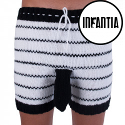 Ručně pletené trenky Infantia (PLET109)