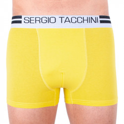 Pánské boxerky Sergio Tacchini žluté (30.89.14.13b)