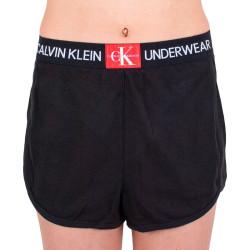 Dámské kraťásky Calvin Klein černé (QS6190E-001)