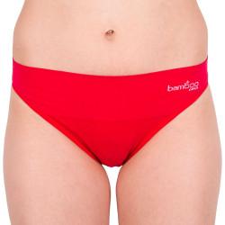 Dámské kalhotky Gina červené (00022)