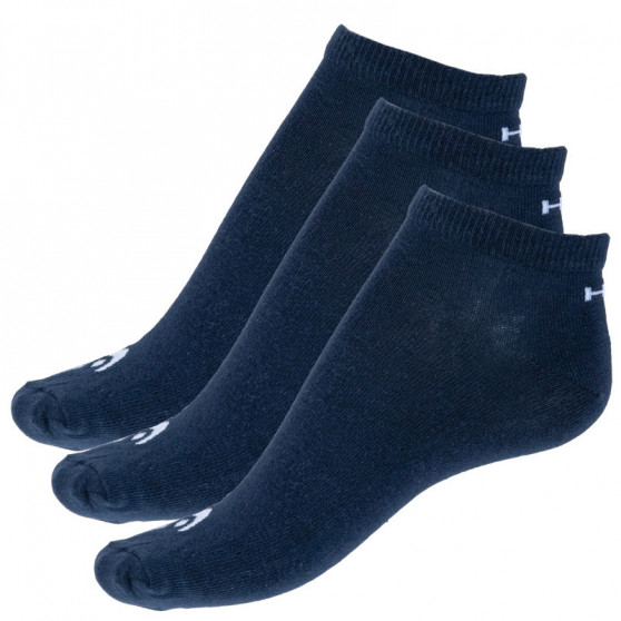 3PACK ponožky HEAD tmavě modré (761010001 321)