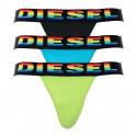 3PACK pánské jocksy Diesel vícebarevné (00SH9I-0QAXR-E4352)