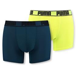 2PACK pánské boxerky Puma sportovní vícebarevné (671017001 706)