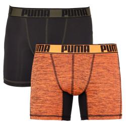 2PACK pánské boxerky Puma sportovní vícebarevné (671008001 318)