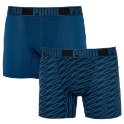 2PACK pánské boxerky Puma sportovní vícebarevné (691010001 489)
