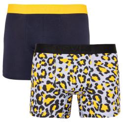 2PACK pánské boxerky Levis vícebarevné (995035001 400)