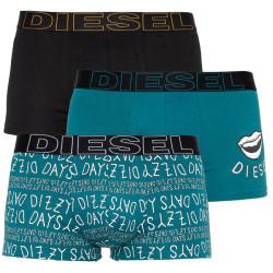 3PACK pánské boxerky Diesel vícebarevné (00ST3V-0SAYB-E5032)