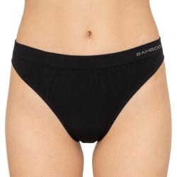 Dámské kalhotky Gina černé (00037)