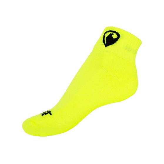 Ponožky Represent short žluté (R8A-SOC-0208)