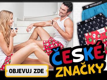 České značky